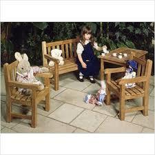 Childrens Outdoor Miniature Furniture