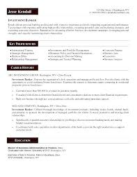 Bankers Resume Templates Retail Banking Objective Assistant Banker Template Investment Sample Best Inves