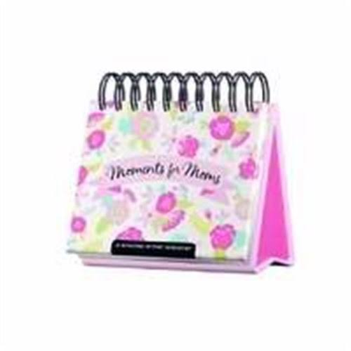 DaySpring Day Brightener Perpetual Flip Calendar - Moments for Moms