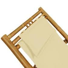 chaise longue bambou achat vente chaise longue bambou pas cher
