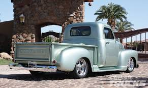 100 1951 Chevy Truck 3100 A More Perfect Union Hot Rod Network With Regard To