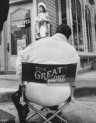 Personalized Directors Chair Canada by Ingmar Bergman Pictures Getty Images