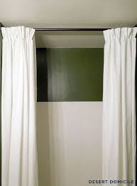 Floor To Ceiling Tension Rod Curtain by Best 25 Double Shower Curtain Ideas On Pinterest Double Shower