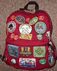 The Second Backpack That I Covered With Patches Has My Dartmoor 100 Club Patch Displayed Front And Center It Was Quite An Accomplishment To Find