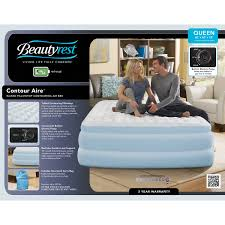 Serta Raised Air Bed by Coleman Air Mattresses At Walmart Best Mattress Decoration