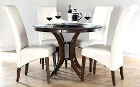Walmart Dining Room Tables And Chairs by Dining Table Small Round Dining Room Table And Chairs With 4