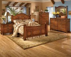 Queen Bedroom Furniture Sets Rustic Mission Style Bed Frame Online