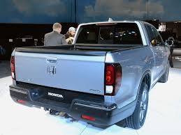 100 Truck Designer Can The New Honda Ridgeline Be Called A The Drive
