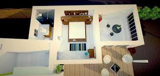 extension chambre plan 3d chambre d plans with plan 3d chambre amazing d