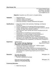Graduate Rn Resume Objective by Nursing Resume Exles New Grad