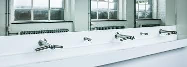 stiftung bauhaus dessau modernisierter sanitärbereich