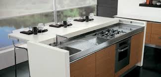cuisine tout en un cuisine design et astucieuse pour les petits espaces by gatto