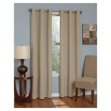 Absolute Zero Blackout Curtains Canada by Shop Eclipse 84 In L Black Curtain Curtain Panel At Lowes Com