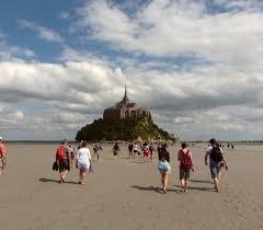 traversee mont michel à voir à faire au mont michel normandie tourisme