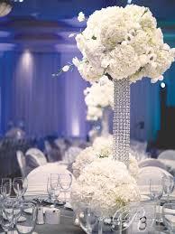 Wedding Décor Ideas With Tall Centerpieces