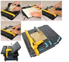 Kobalt Tile Cutter Instructions by Ceramic Tile Wet Saw Ebay