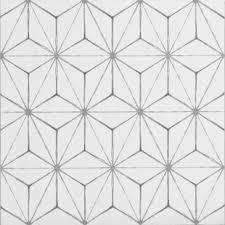 Kikko 12 X Vinyl Tile In White