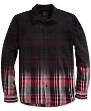GUESS Slim Fit Dress Shirts for Men