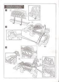 Thomas Tidmouth Sheds Instructions by Hit Trackmaster Pamphlets And Instructions