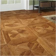 Dark Oak Parquet Flooring Cozy Wood Texture Seamless