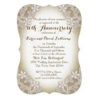 Heirloom Country 50th Wedding Anniversary Card