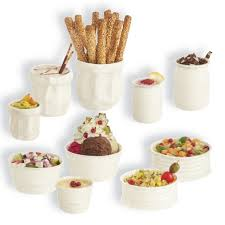 trend food appetizer porzellan giveaways mit logo