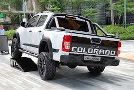 100 Truck Accessories Chevrolet 2016 Colorado Malaysia Optional