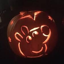 Peppa Pig George Pumpkin Template by Peppa Pig Jack O Lantern Cutout Halloween Pinterest Peppa