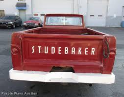 100 Studebaker Pickup Trucks For Sale 1964 Pickup Truck Item DD3878 SOLD December