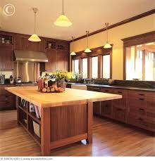 arts and crafts kitchen island best craftsman kitchen island