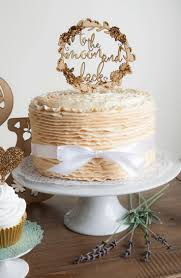 Wedding Cake Cakes Rustic Topper Luxury Its A Boy To In Ideas