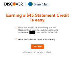 YMMV : Free SAMS Club Membership Through Discover ... Mart Of China Coupon The Edge Fitness Medina Good Sam Code Lowes Codes 2018 Sams Club Coupons Book Christmas Tree Stand Alternative Photo Check Your Amex Offers To Signup For A Free Club Black Friday Ads Sales And Deals Couponshy Online Fort Lauderdale Airport Parking Closeout Coach Accsories As Low 1743 At Macys Pharmacy Near Me Search Tool Prices Coupons Instant Savings Book October 2019
