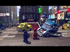 Lego Marvel That Sinking Feeling Minikit by Lego Marvel Super Heroes 100 Guide 10 That Sinking Feeling