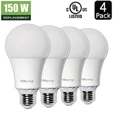 17w 150w equivalent daylight white a21 led light bulb 5000k