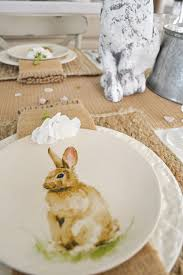 Simple Spring Cottage Farmhouse Easter Table - Fox Hollow Cottage Cfessions Of A Plate Addict How To Get The Pottery Barn Look Easter Tablescaping The Bitter Socialite Tablcapes Table Settings With Wisteria And Bunny 15 Best Snacks Easy Cute Ideas For Snack Recipes Inspired Glitter Eggs Home I Create Pottery Barn Bunny Belly Bowl New Easter Candy Dish Rabbit Table Casual Famifriendly Breakfast Entertaing Made Spring Setting Tulip Centerpiece 278 Best Bunniesceramic Images On Pinterest Bunnies 27 Diy Centerpieces Designs 2017