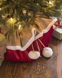 48in Reversible Tree Skirt And Santa Bag Main