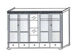 diffusion helsinki malta drehtürenschrank maxi mit geteilter türfüllung und spiegel kiefer massivholz in weiß schrankbreite wählbar
