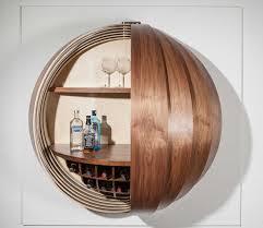 wall mounted liquor cabinet ideas home design and decor