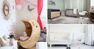 chambre bebe chambre bébé quelles sont les dernières tendances