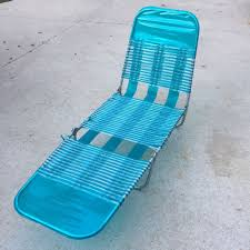 Details About Vintage Retro 1990s Lounge Folding Beach Chair Lawn ... Flash Fniture Kids White Resin Folding Chair With Vinyl How To Save Yourself Money Diy Patio Repair Aqua Lawn The Best Camping Chairs Travel Leisure Pair Of By Telescope Company Top 14 In 2019 Closeup Check Lavish Home Black Cushion Seat Foldable Set 2 7 Sturdy For Fat People Up To And Beyond 500 Pounds Reweb A 10 Easy Wooden Benches Family Hdyman Wrought Iron Ideas Outdoor Stackable