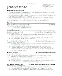 Labor And Delivery Nurse Resume Lovely Sample From