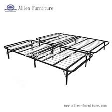 Aerobed Queen Raised Bed With Headboard by Folding Queen Bed Frame Susan Decoration