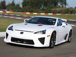 My perfect Lexus LFA 3DTuning probably the best car configurator