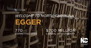 Austrian Wood Products Manufacturer Selects North Carolina for