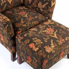 King Hickory Black/Brown Floral Chair & Ottoman Barnett Fniture King Hickory Winston Bartlett Home Furnishings Store Tn Accent Chairs And Ottomans W010 Francis Brinsmade Chair Bentley Sofa Living Room Fabric With Panel Arm Blackbrown Floral Ottoman Round Coastal By Universal 3839 Pebble Athens 79 Off Abc Carpet Cisco Brothers