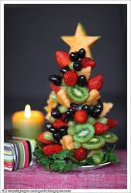Festive Holiday Food Ideas For Kids Fruit Christmas Tree Crafts Brunch
