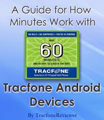TracfoneReviewer How Do Minutes Work on Tracfone Smartphones