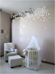 chambre bebe stickers pour chambre de bebe daccoration diy un sticker mur effet