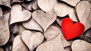 Falling Little Hearts Wallpaper Free Wallpapers