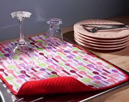 tapis d evier de cuisine tapis egouttoir pour evier poêle cuisine inox